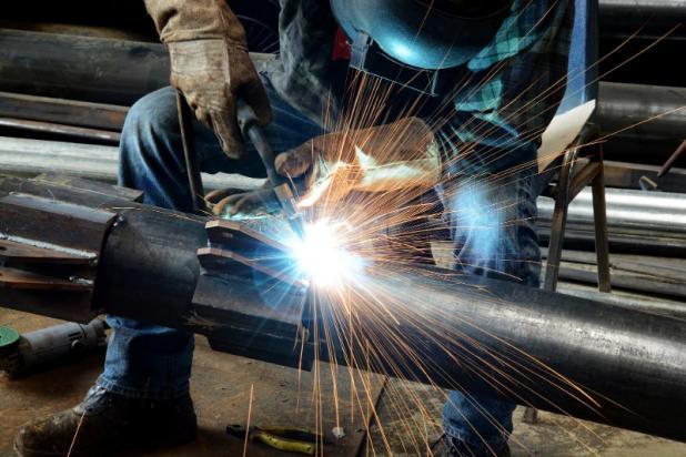 Travaux de tuyauterie industrielle