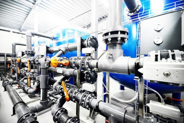 Plombier industriel